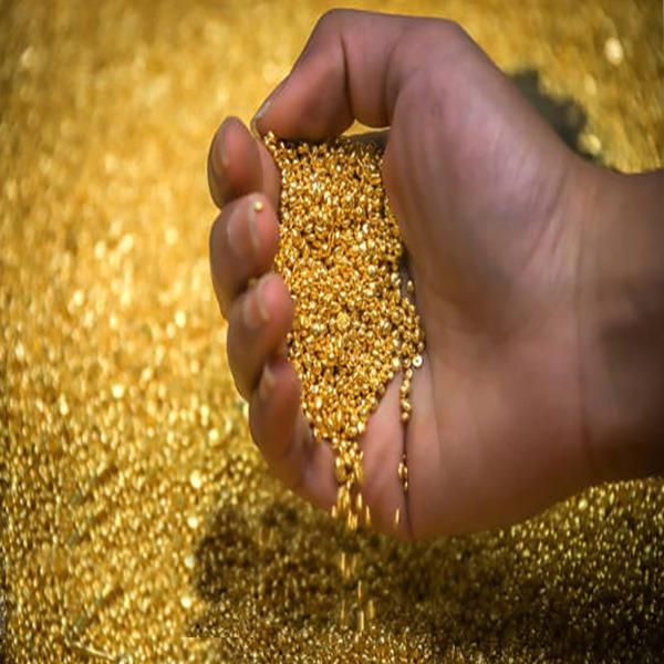 تمیز کردن طلا