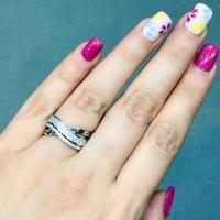 انگشتر نقره زنانه عیار 925